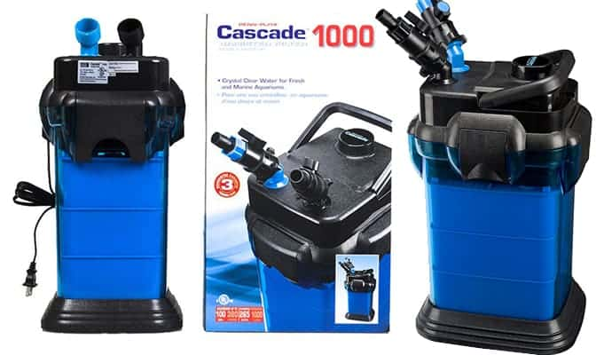 Penn-Plax-Cascade-Canister-Filter-Review